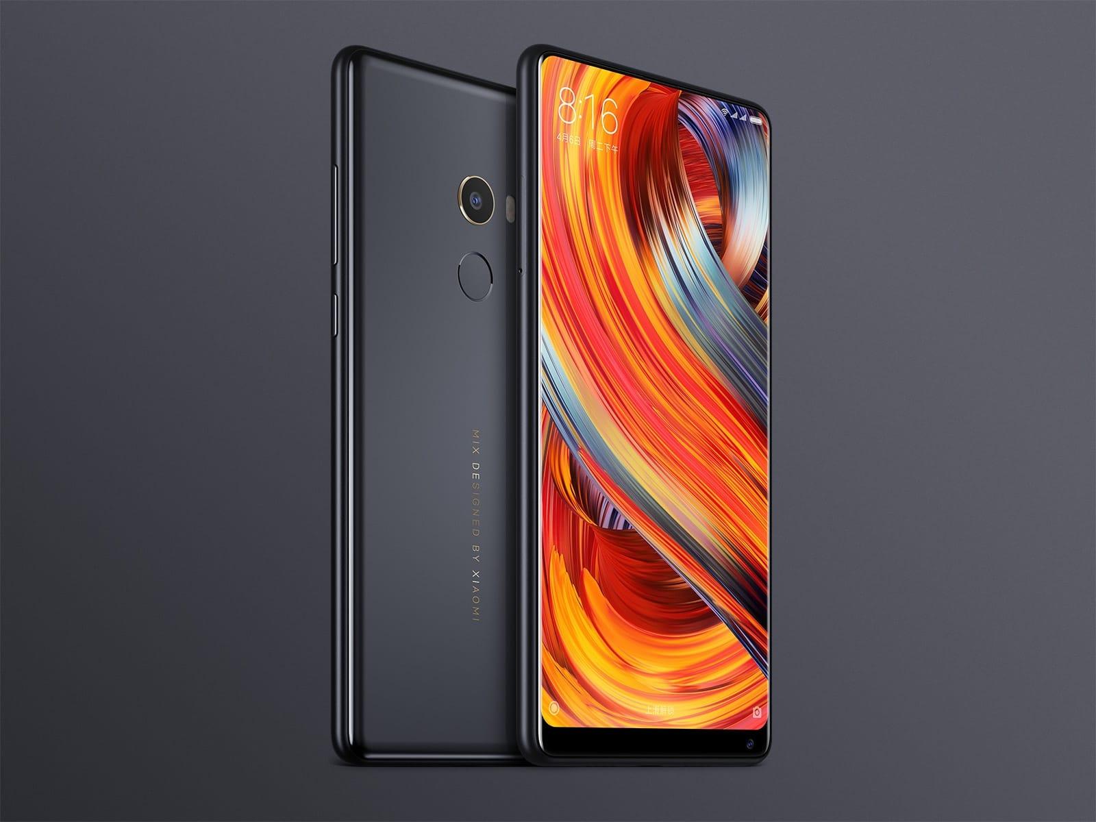 Xiaomi Mi MIX 2s – безрамочный «убийца» iPhone X со сканером лица