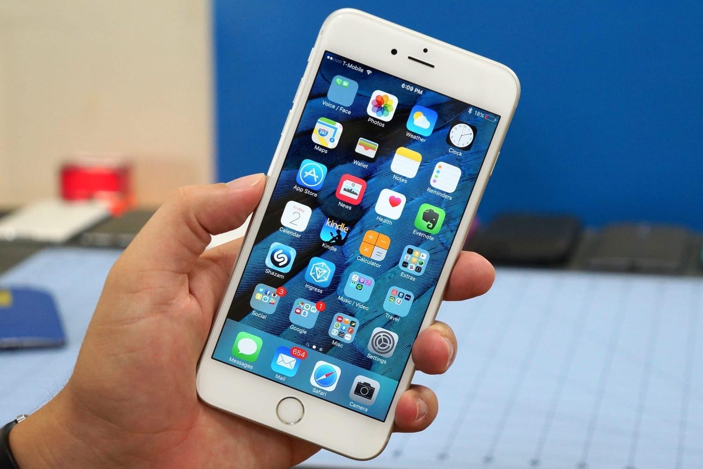 СМИ проинформировали обобвале цен наiPhone 6S Plus