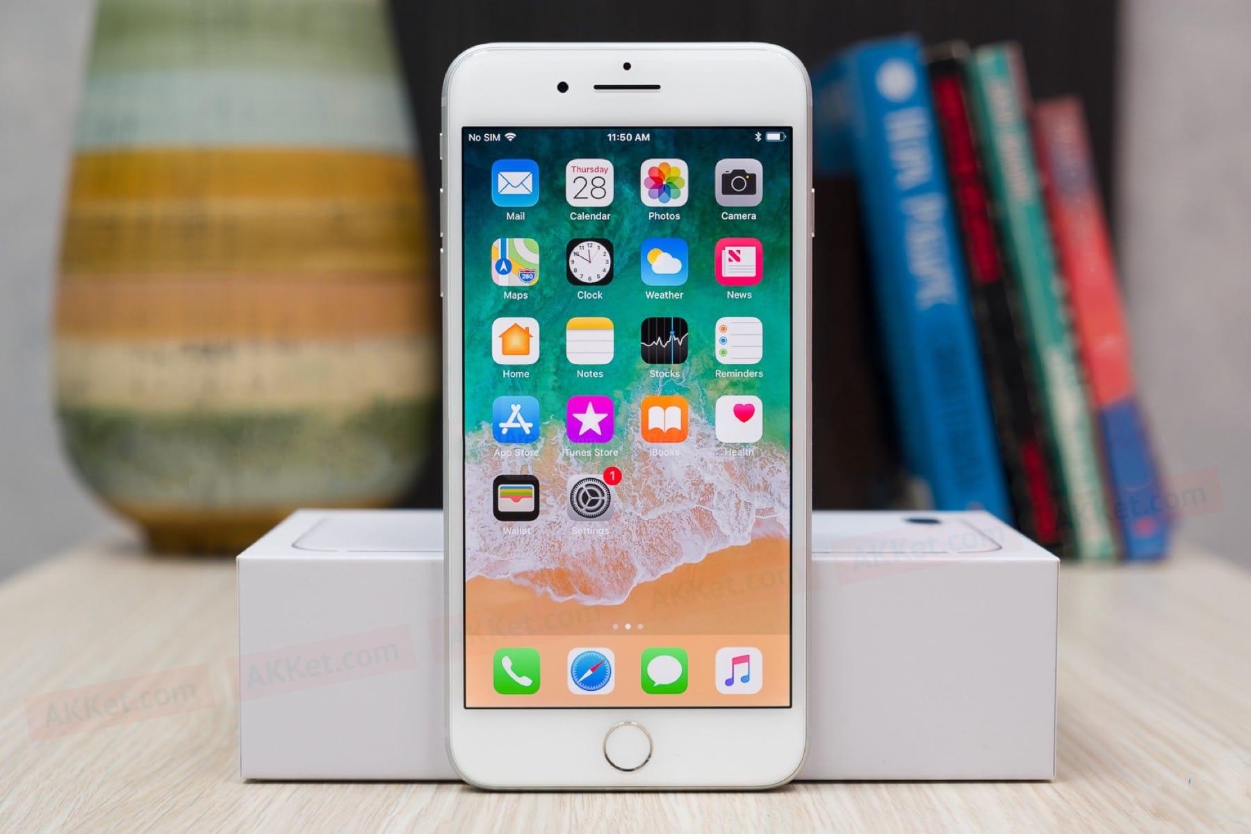 Смартфон iPhone 8 Plus резко упал вцене в РФ