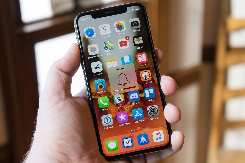 Apple создала новую модификацию iPhone X с поддержкой сети 5G