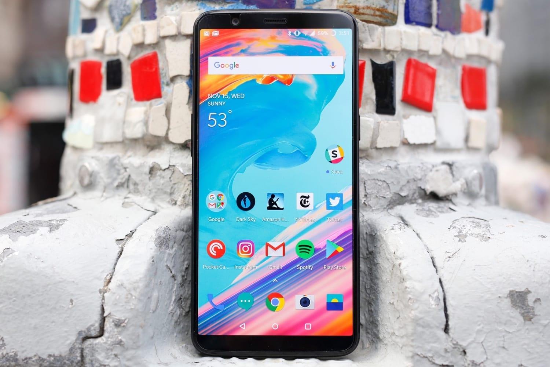 В РФ стартовали продажи OnePlus 5T поцене от39 850 руб.