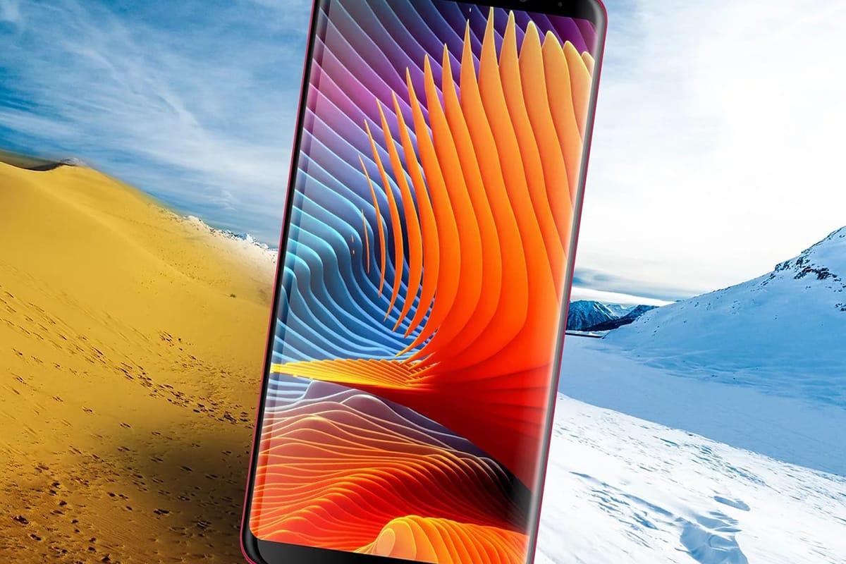 Состоялся анонс телефона Самсунг Galaxy S8 внасыщенном красном исполнении