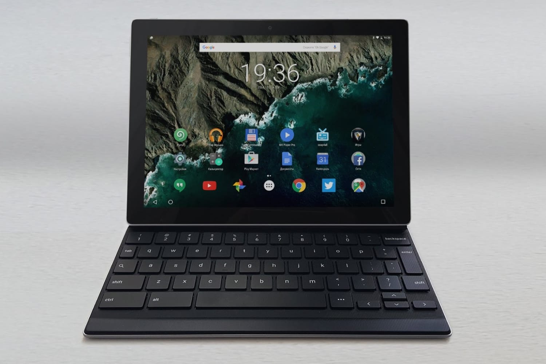 Google прекратила реализацию планшета Pixel C