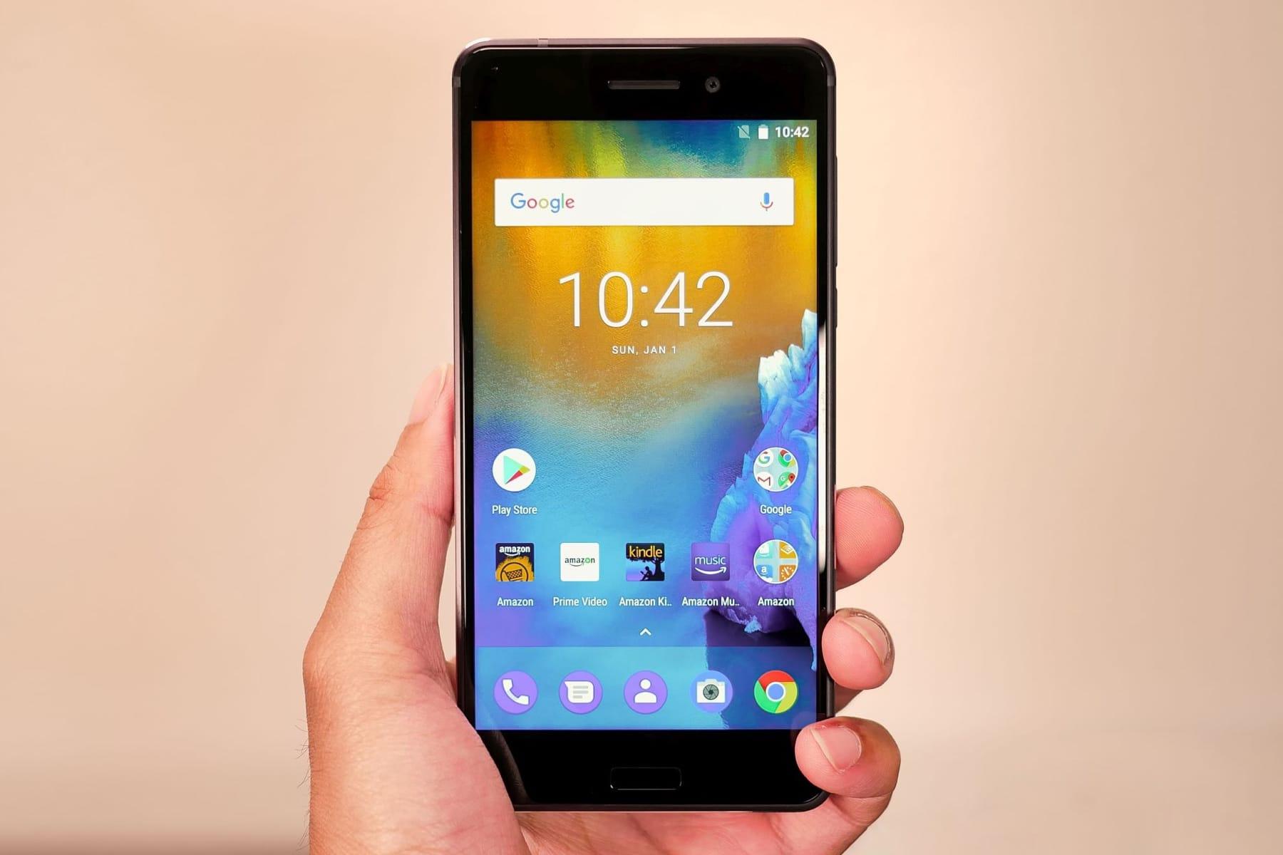 HMD Global готовит квыпуску безрамочный смартфон нокиа  6
