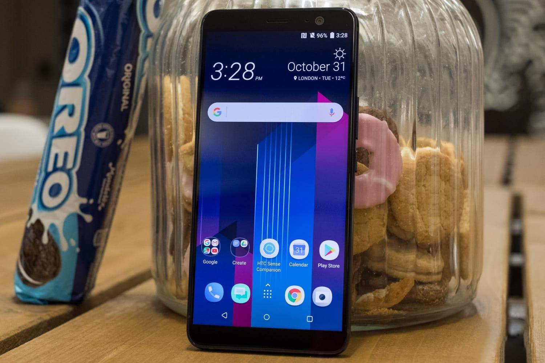 Android-смартфон HTC U12 получит 4K-дисплей, стеклянный корпус идвойную камеру