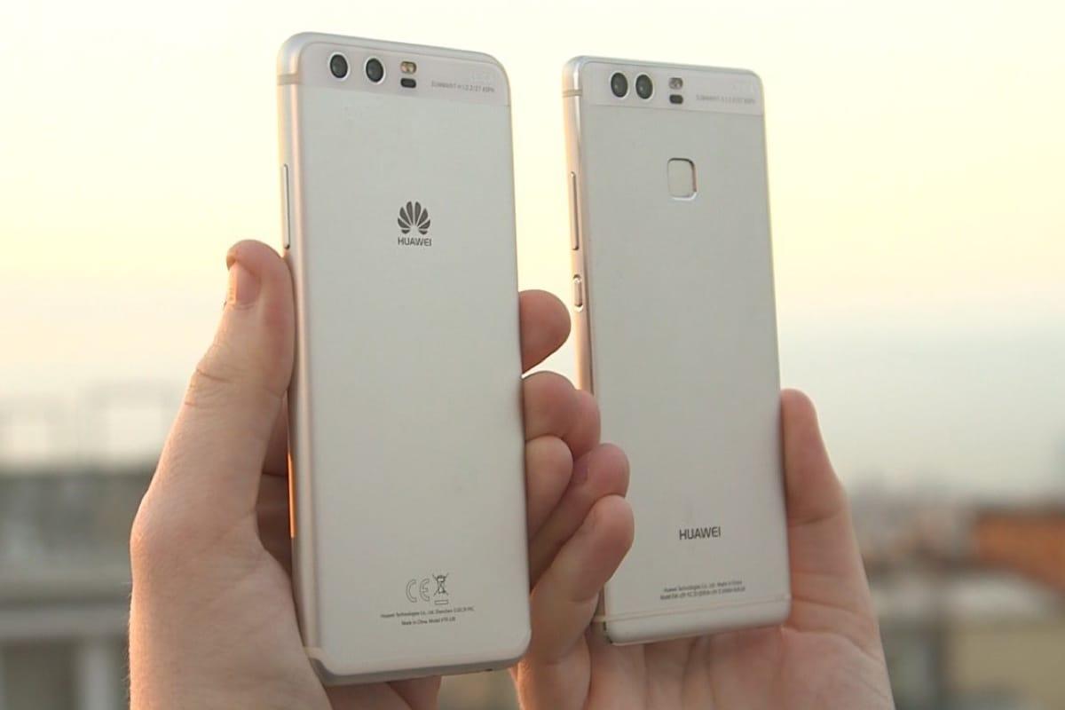 Huawei P11 может получить безрамочный экран встиле iPhone X