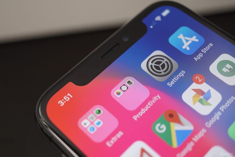 Китайцы выпустили недорогую копию iPhone X