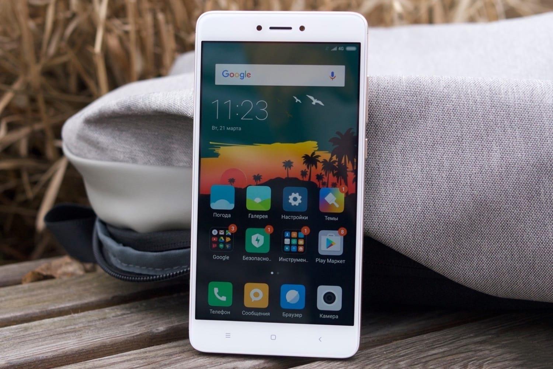 Бесподобный Xiaomi Redmi Note 5 сдвойной камерой впервый раз на реальном изображении