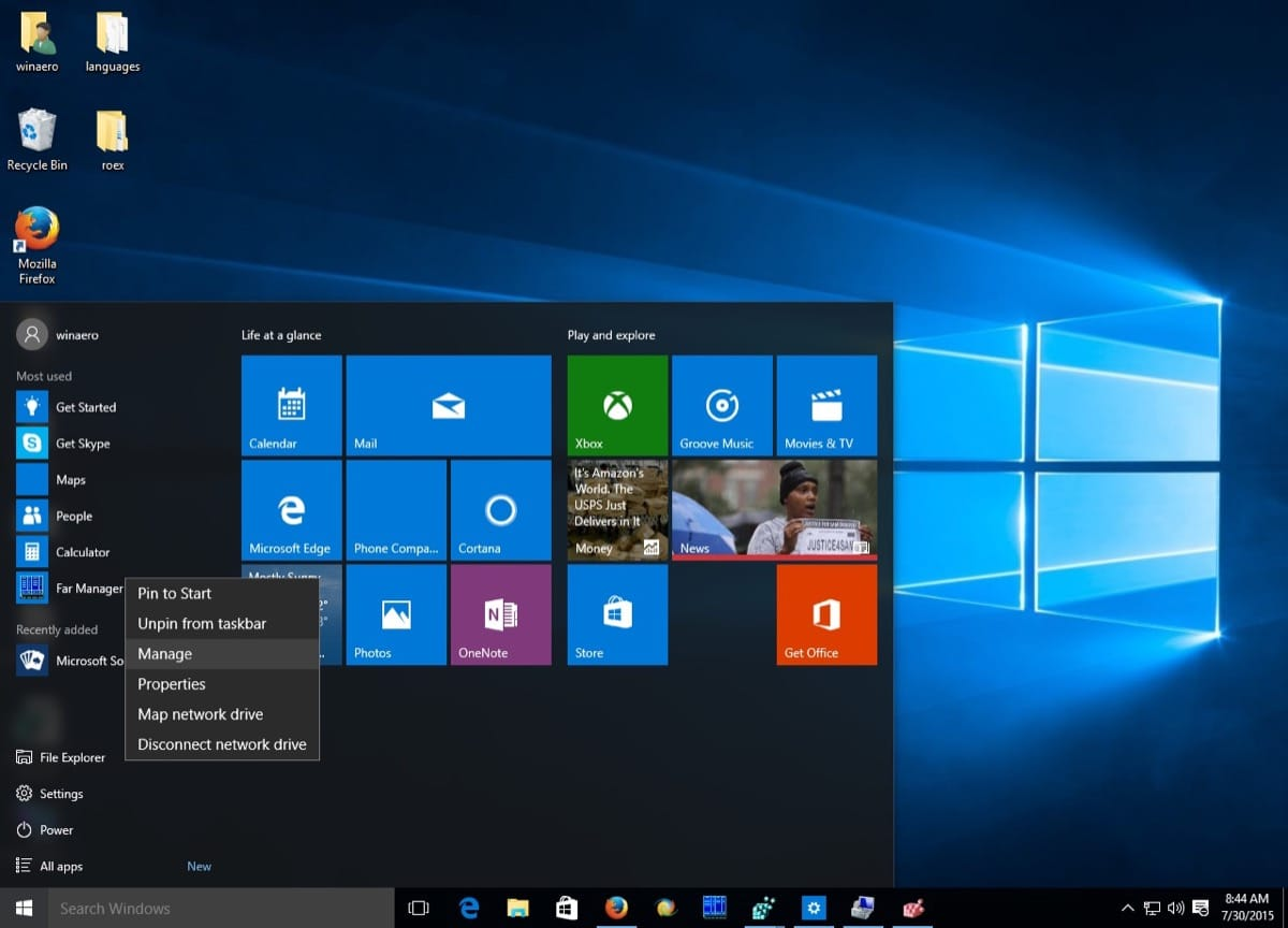 Windows 10 pro for Window 10 pro