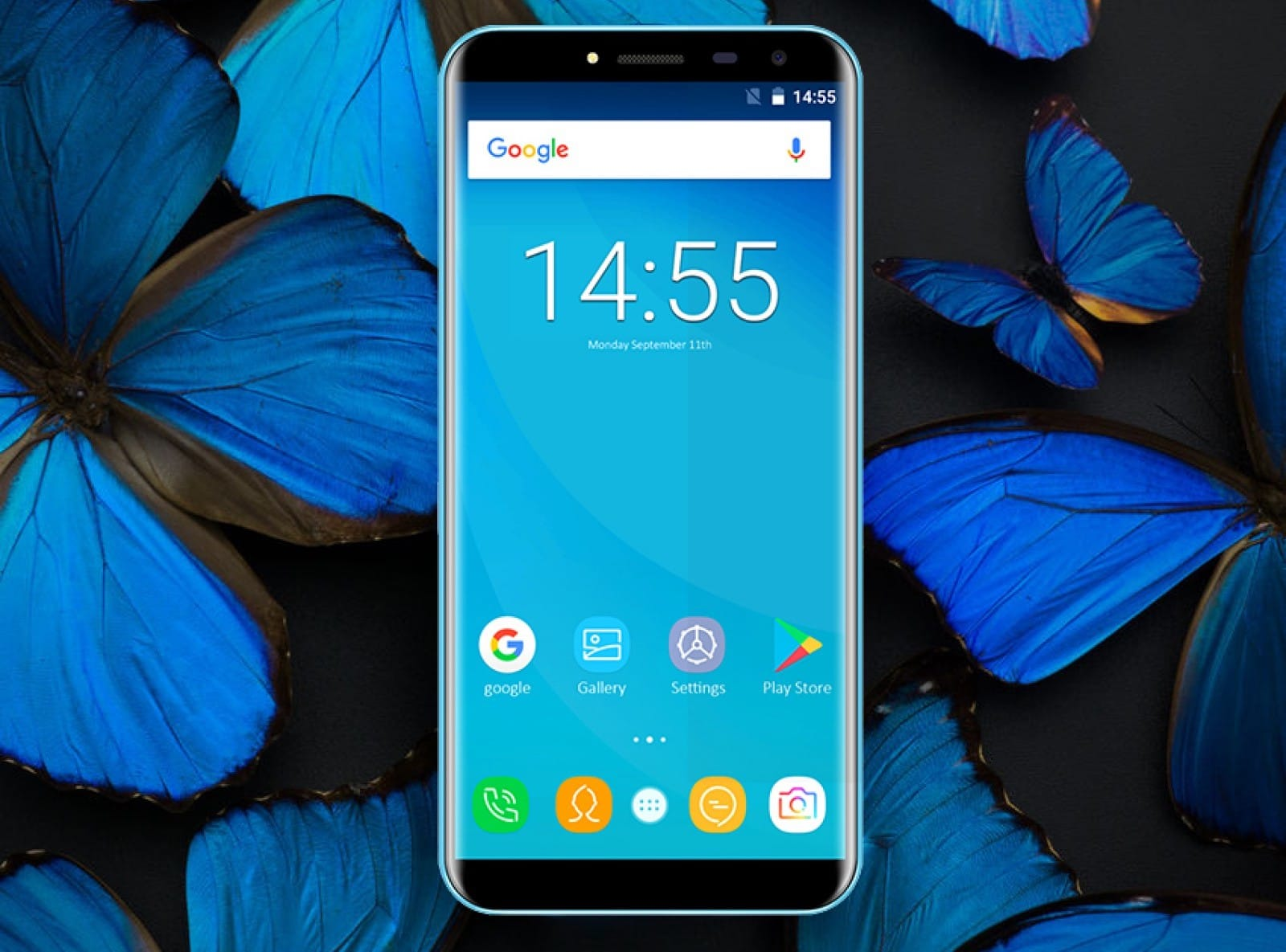 Oukitel K6: смартфон напроцессоре Helio P23