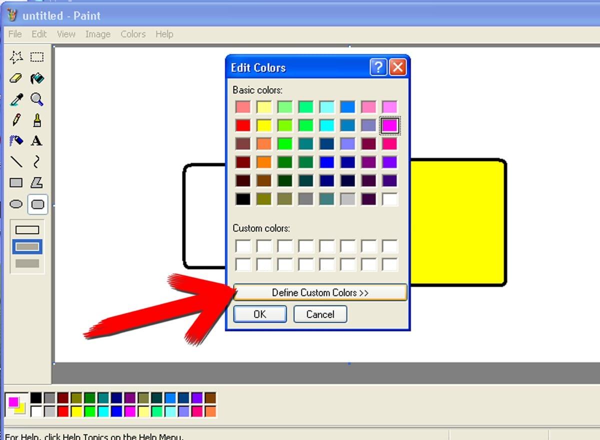 Пользователь Твиттер продемонстрировал способ создания градиентов в общепринятом графическом редакторе Paint