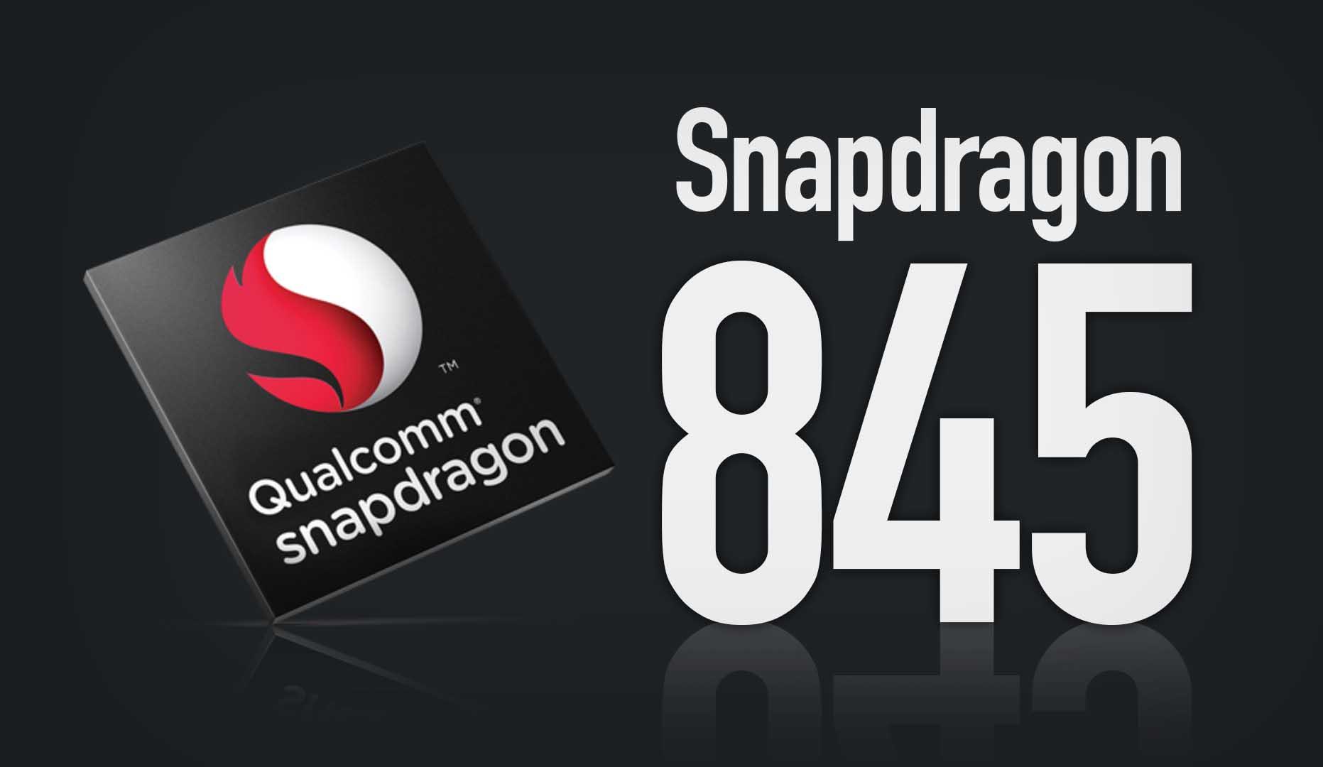 Qualcomm представила флагманский процессор Snapdragon 845