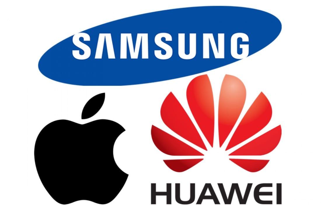 Специалисты подсчитали, сколько Apple, Самсунг иHuawei накручивают на собственных гаджетах