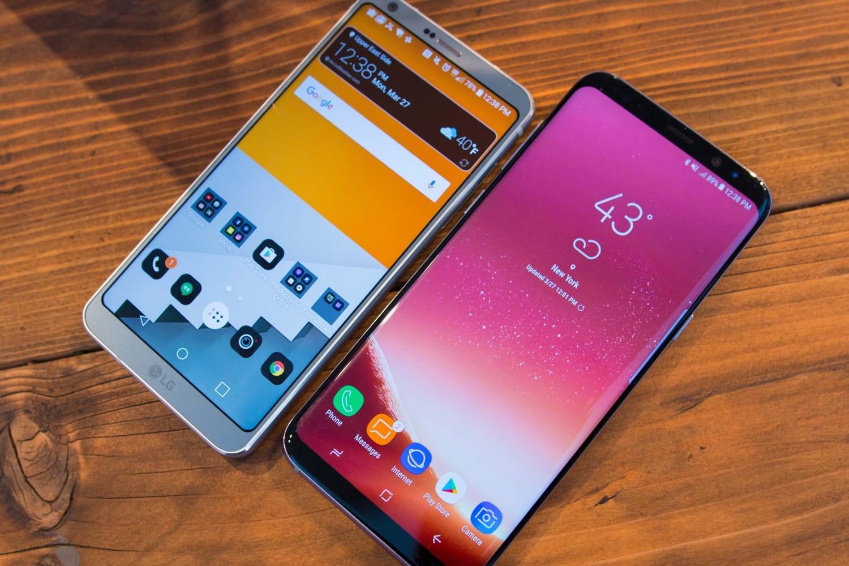 В РФ резко упал вцене прошлогодний флагман Самсунг Galaxy S7