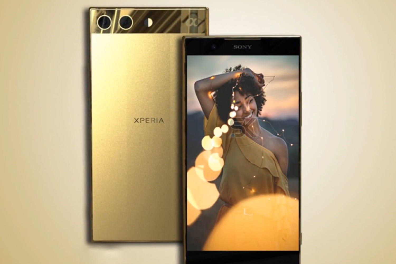 Новые «безрамочные» мобильные телефоны Xperia рассекречены нафото