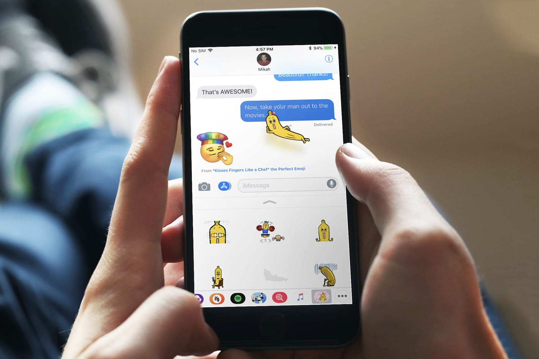 0 Для всех Android-смартфонов выпустили приложение позволяющее общаться в iMessage