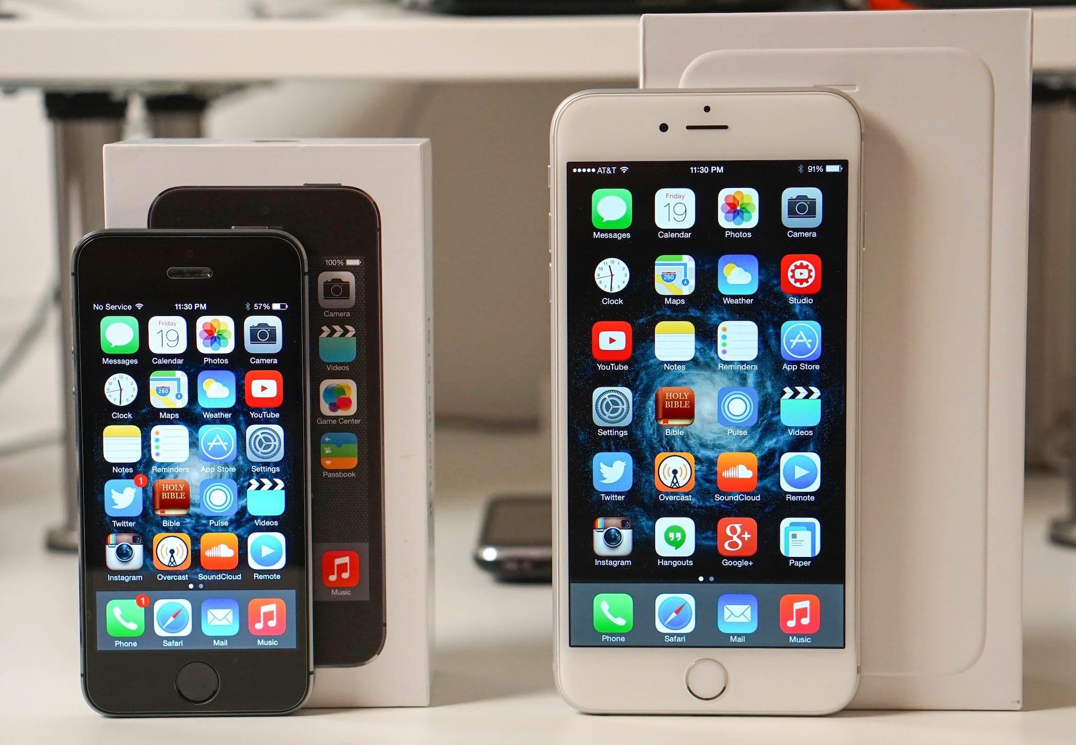 Скачать прошивку для iphone 6