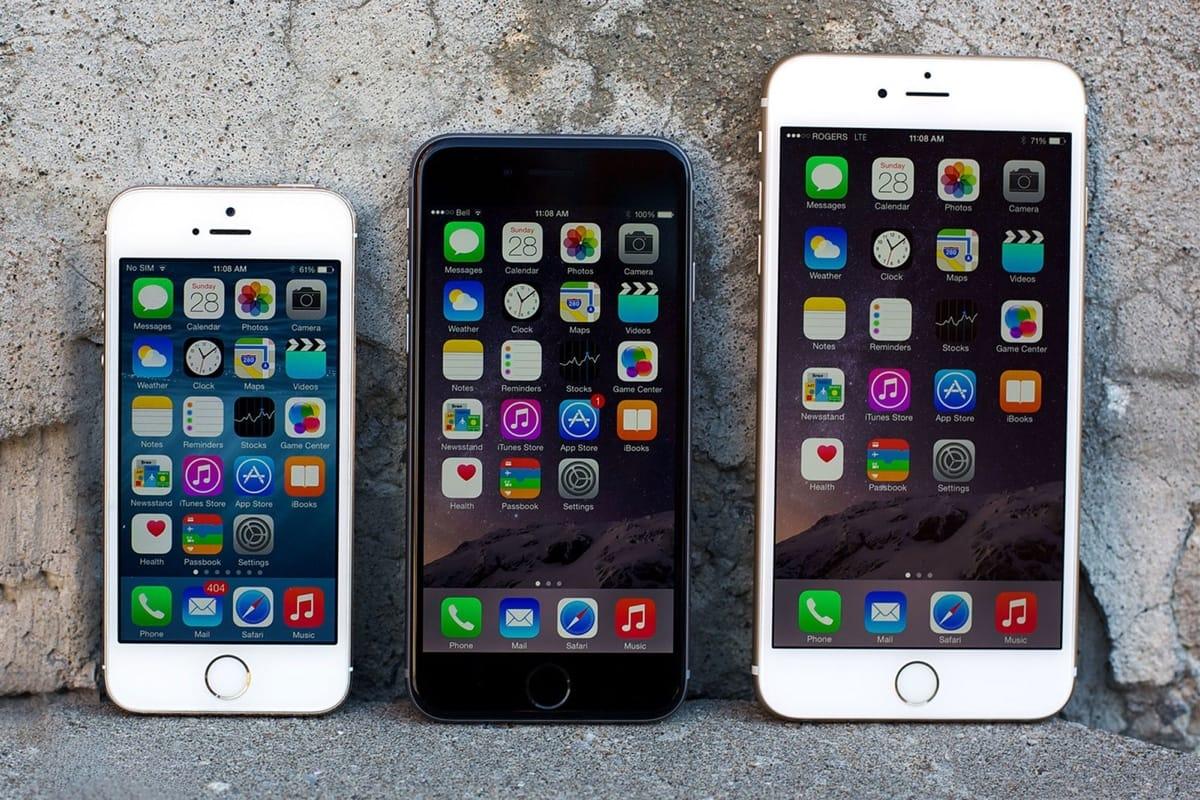 Iphone стал лидером попродажам навторичном рынке Петербурга
