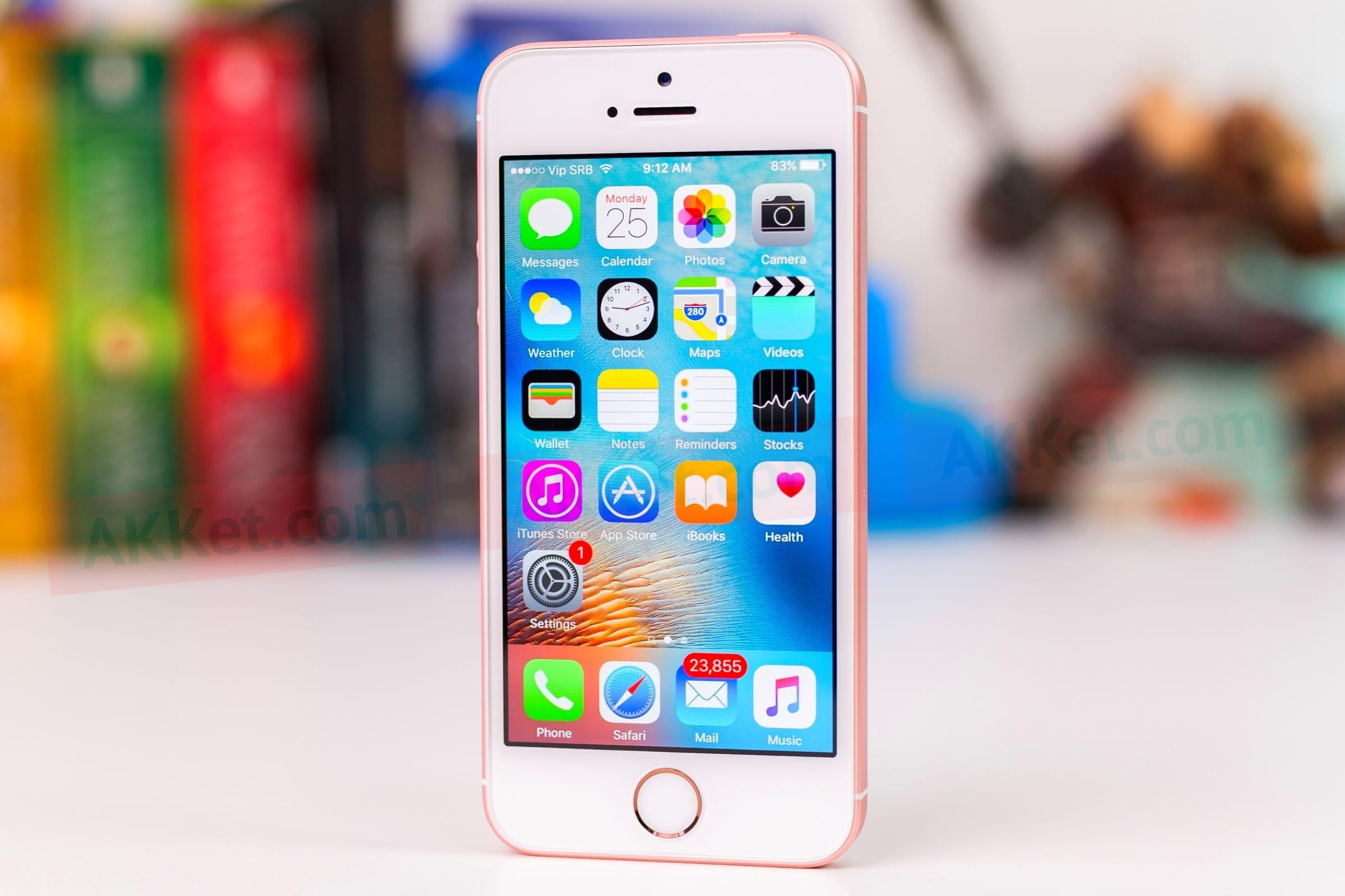 Apple тестирует 4 прототипа iPhone обновленного поколения