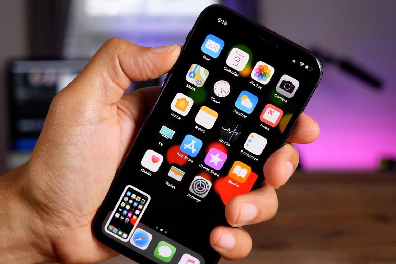 Китайский производитель придумал, как вернуть кнопку Home для iPhone X