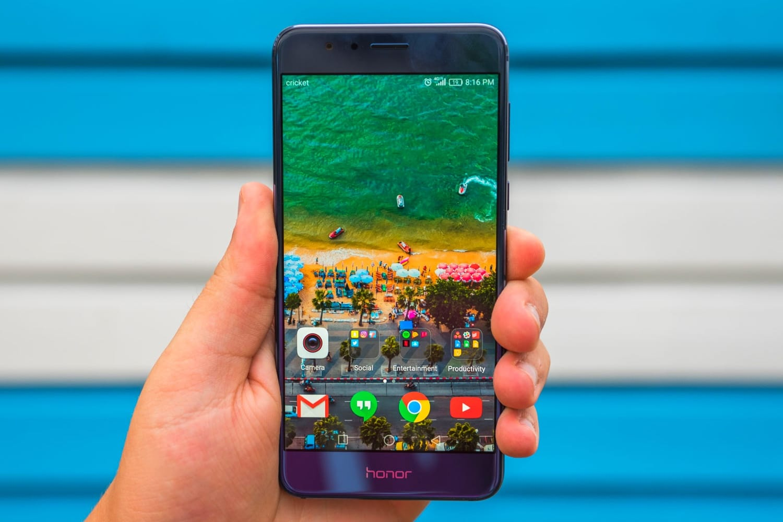 Huawei небудет обновлять Honor 8 до андроид 8.0 Oreo