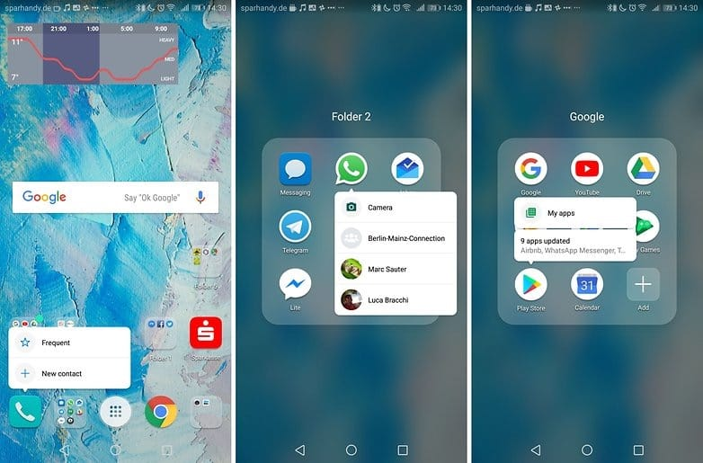 Huawei Honor 8 неполучит андроид Oreo
