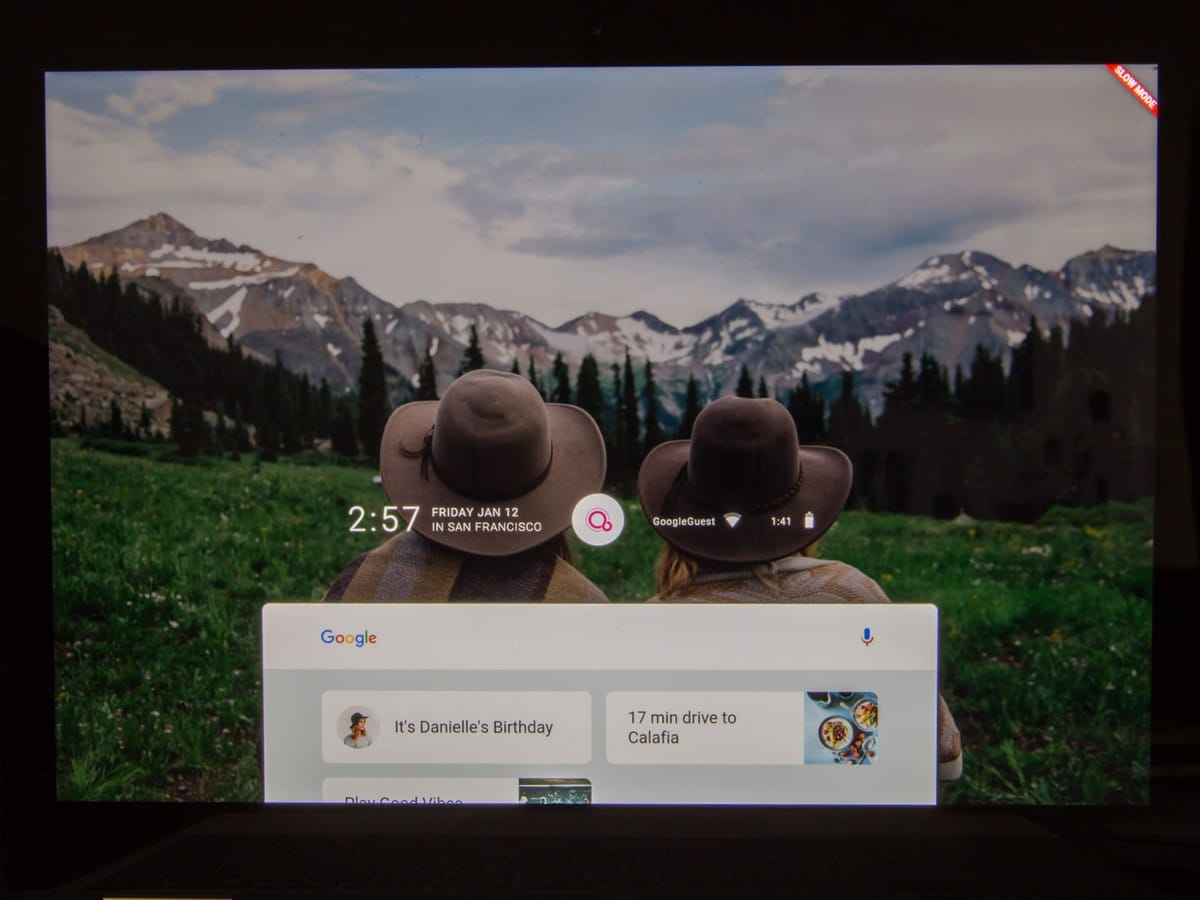 Секретную замену андроид отGoogle показали навидео