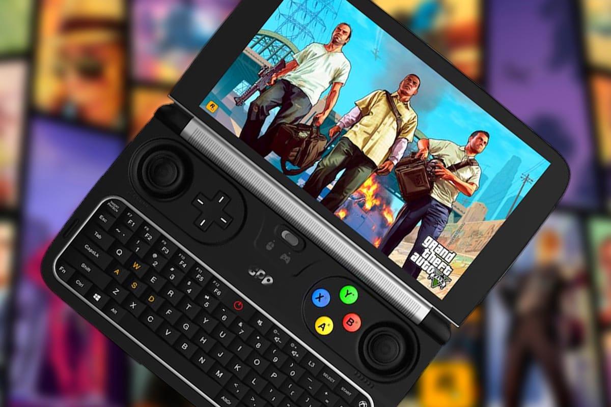 Продукт дня: карманный игровой компьютер GPD Win 2