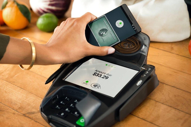 Google запустила новый платежный сервис Google Pay