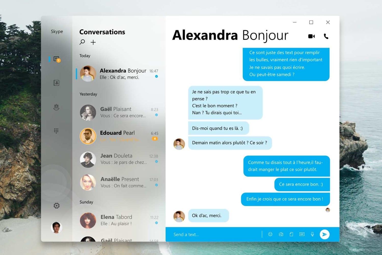 Microsoft зашифрует переписку пользователей Skype