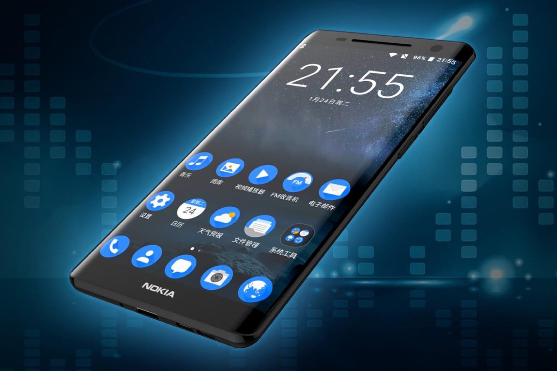0 Nokia 10 – изумительный безрамочный смартфон с двойной камерой и топовым железом