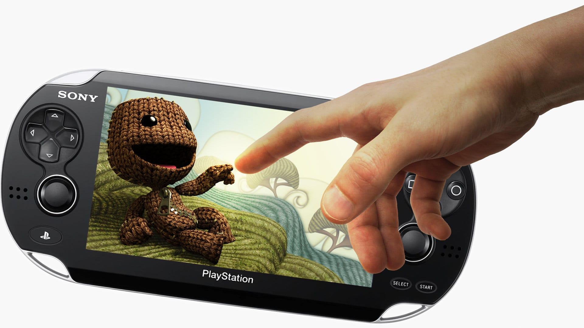 Все игры от PlayStation Vita теперь можно запускать на любом