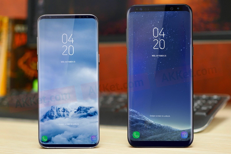 Руководитель  Самсунг  назвал дату презентации Galaxy S9