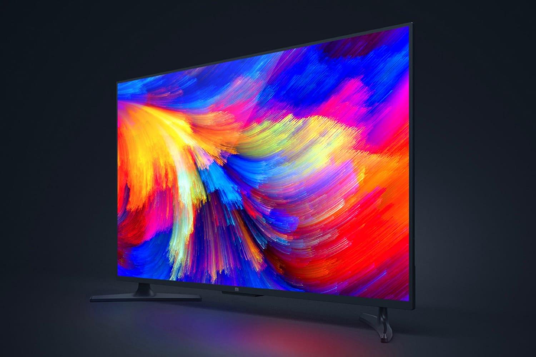 Xiaomi представила 50-дюймовый телевизор за370 долларов