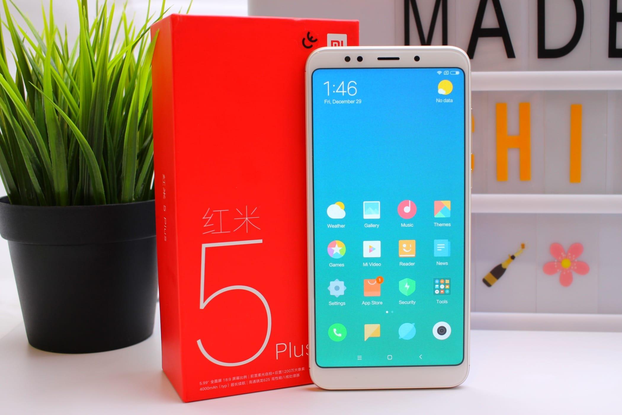 Смартфон Xiaomi MiA1