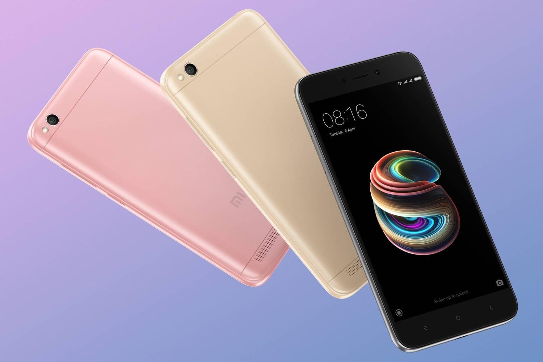 Xiaomi продала 1 миллион смартфонов Redmi 5A замесяц