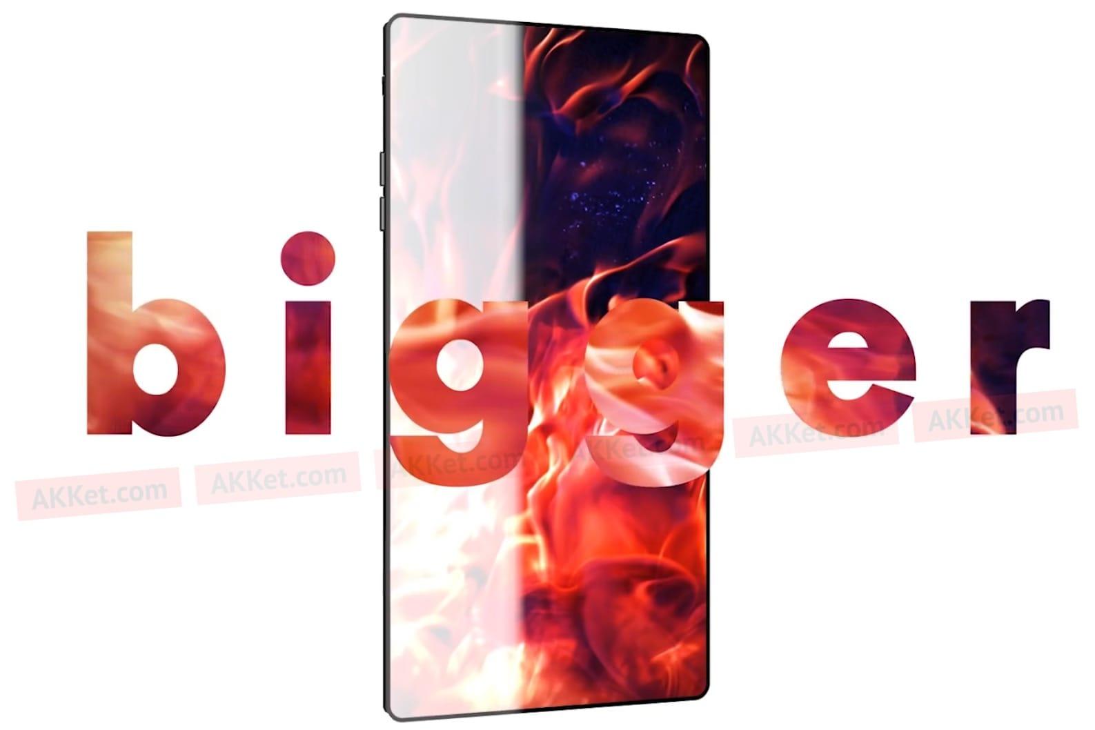 IPhone XI 2018 – первый в мире абсолютно безрамочный смартфон с поддержкой 5G