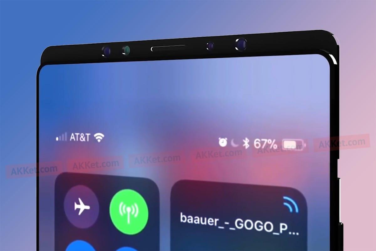 В этом 2018г.  представят навсе 100%  безрамочный iPhoneXI споддержкой 5G