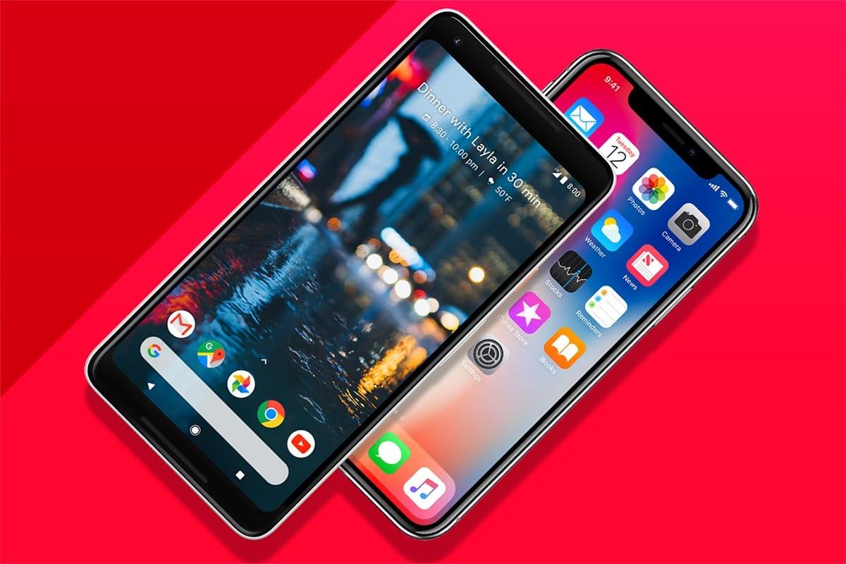 Google прибавит в андроид поддержку «моноброви» как уiPhone X