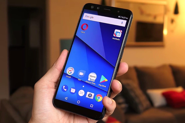 Анонс Blu Vivo X— превосходный безрамочный смартфон с 2-мя двойными камерами