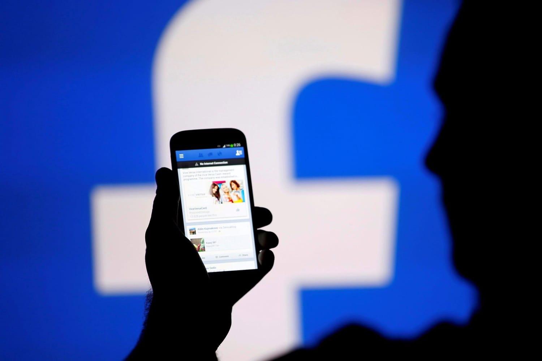 Социальная сеть Facebook испробовал новейшую кнопку врежиме теста
