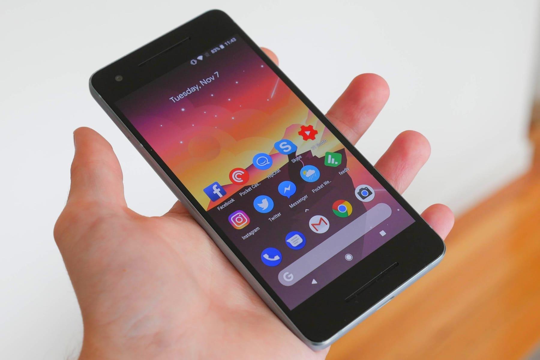 Андроид 9 запретит неактивным приложениям доступ ккамере