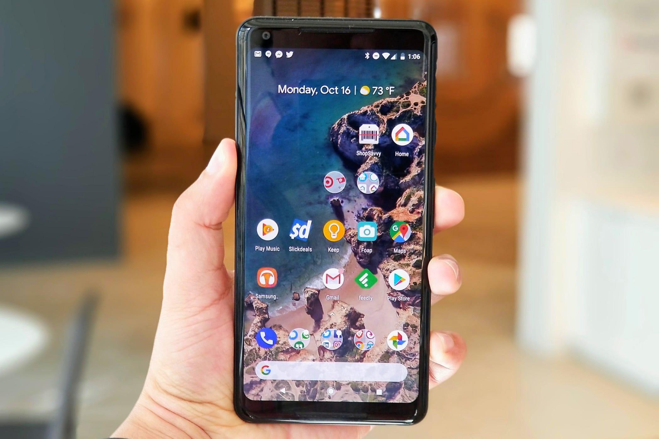 Навыставке MWC 2018 будут показаны первые мобильные телефоны под управлением андроид Go