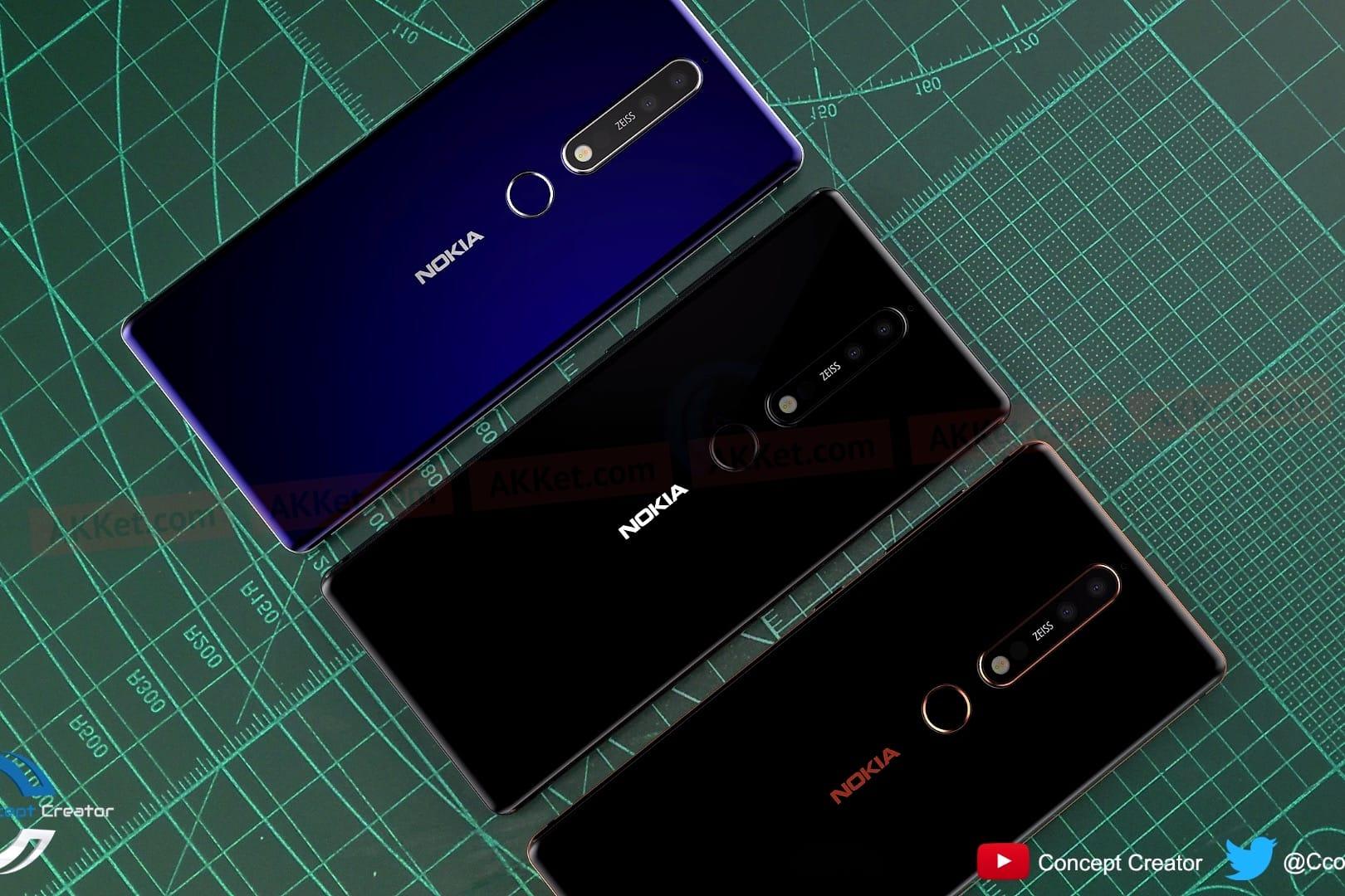 HMD снизила цену на мобильные телефоны нокиа 8