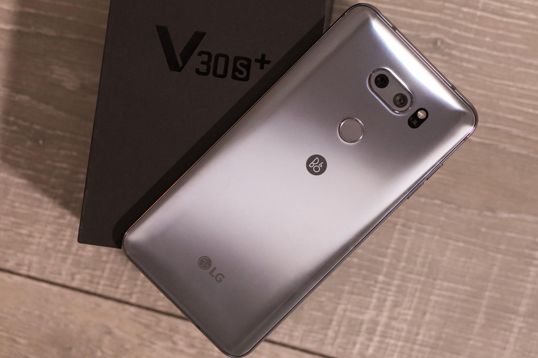 0 Анонс LG V30S ThinQ – смартфон с искусственным интеллектом и 256 ГБ памяти