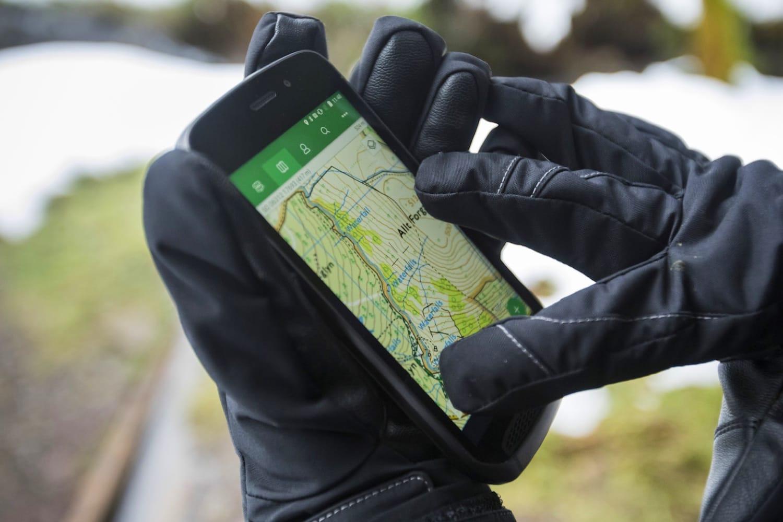 0 Анонс Land Rover Explore – модульный неуязвимый смартфон с защитой IP68