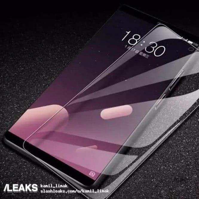Meizu 15 Plus: появились новые изображения флагмана