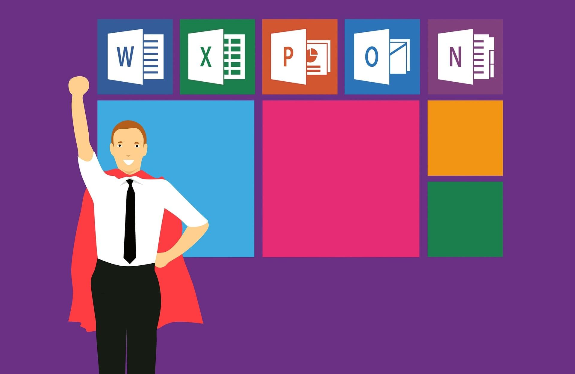 Обновленная версия  пакета Microsoft Office будет работать только наWindows 10