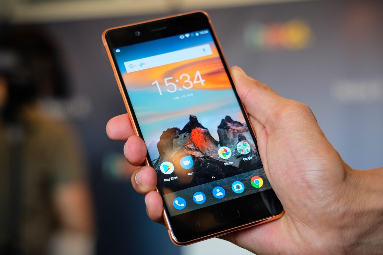 Нокиа обогнала Google попродажам телефонов