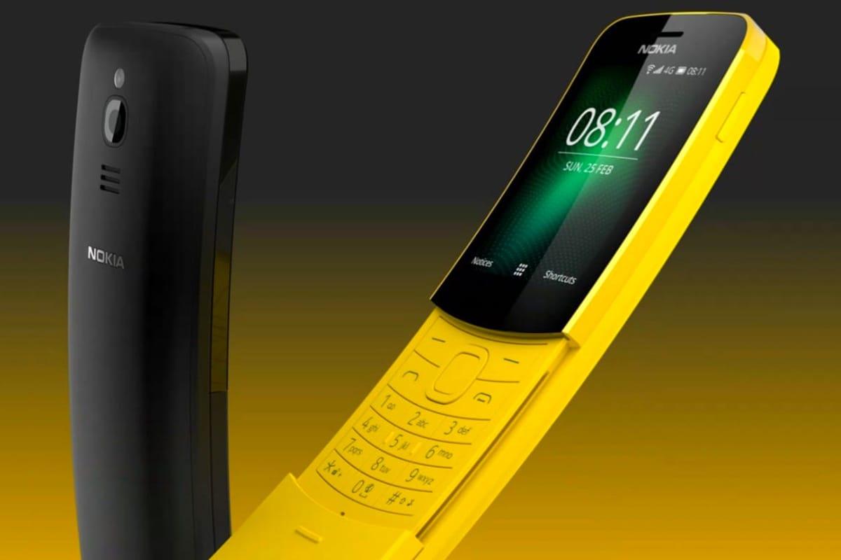 Nokia 8110 (2018) з підтримкою 4G незабаром вийде на ринок - ВСВІТІ ... 898c53520c9f1